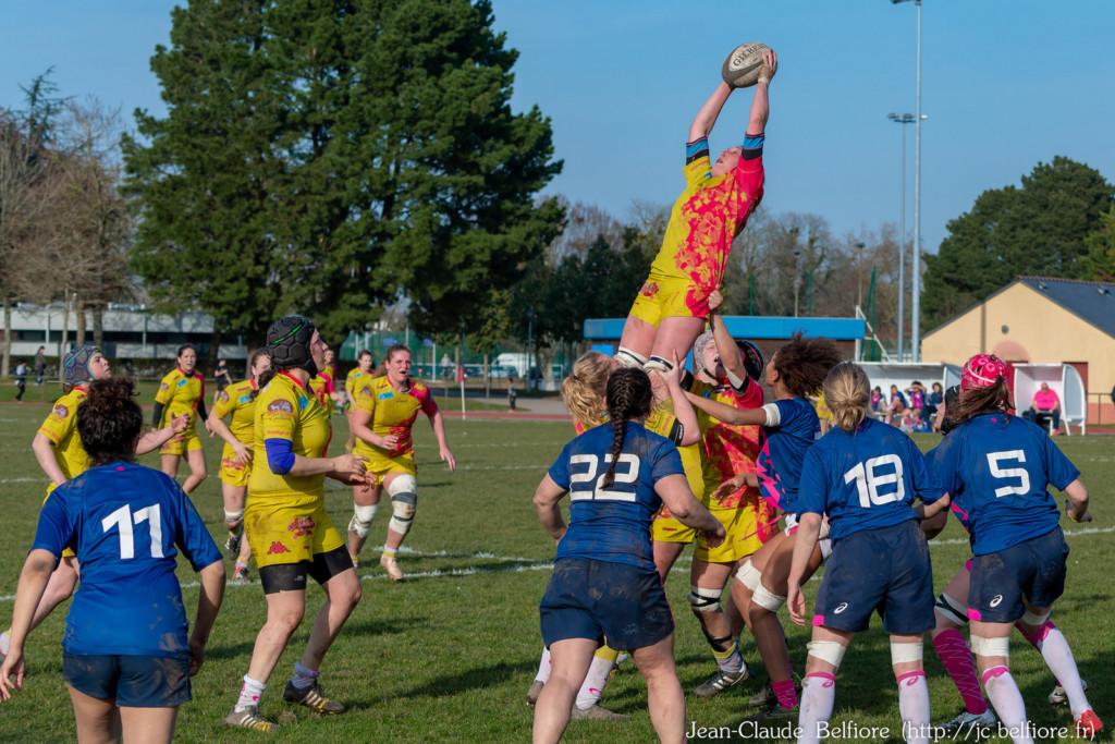anrf - association nantaise de rugby féminin