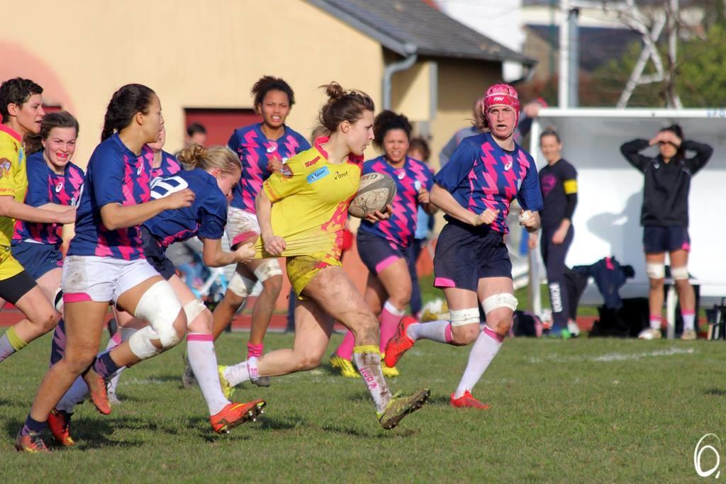 association nantaise de rugby féminin - anrf